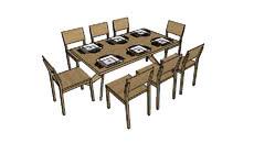 comedores,mesas | 3D Warehouse