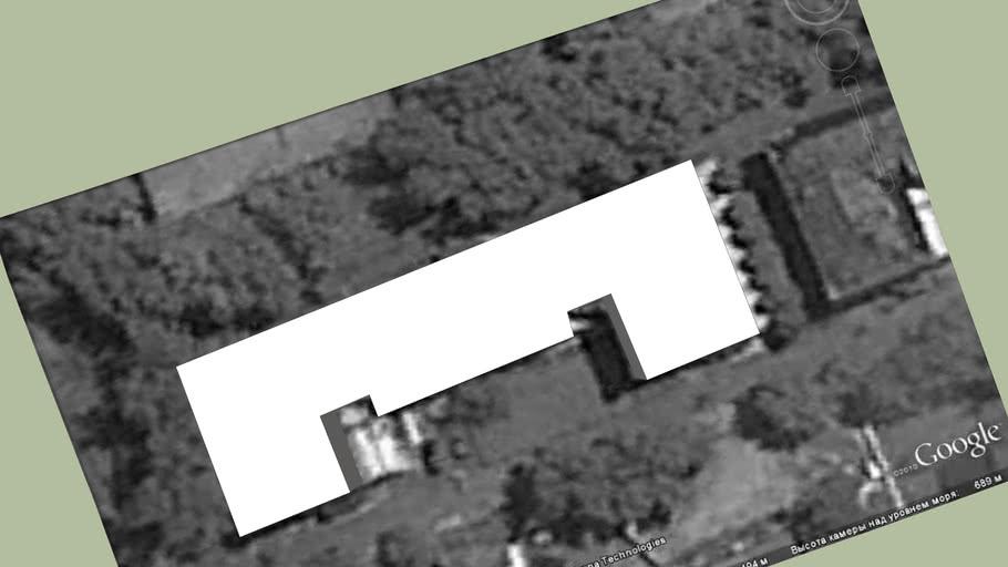 Общежитие №4