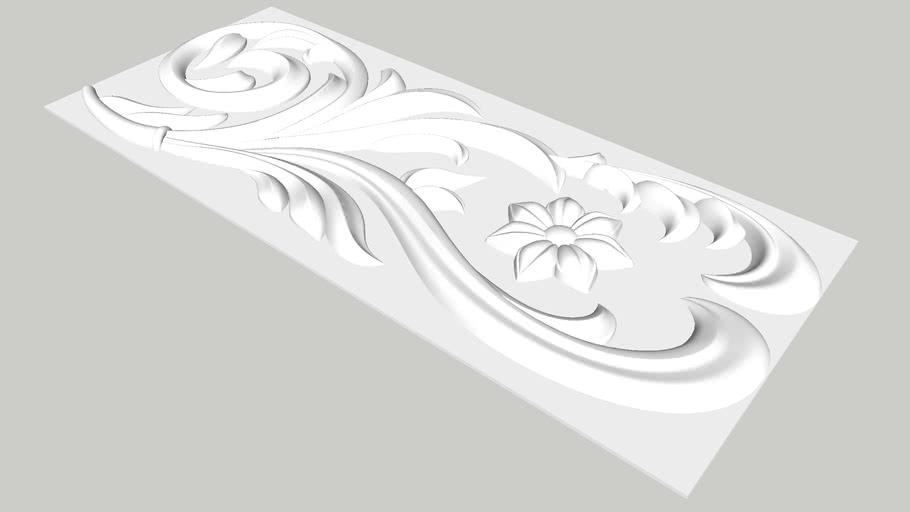 Dekoratif Panel-11 (Decorative Covering)  11D Warehouse