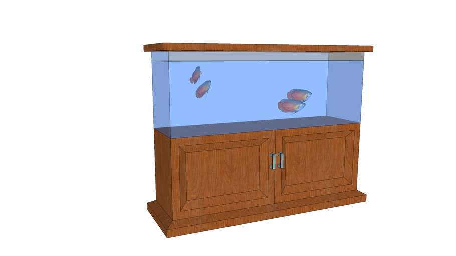 Cupboard-with-fishtank