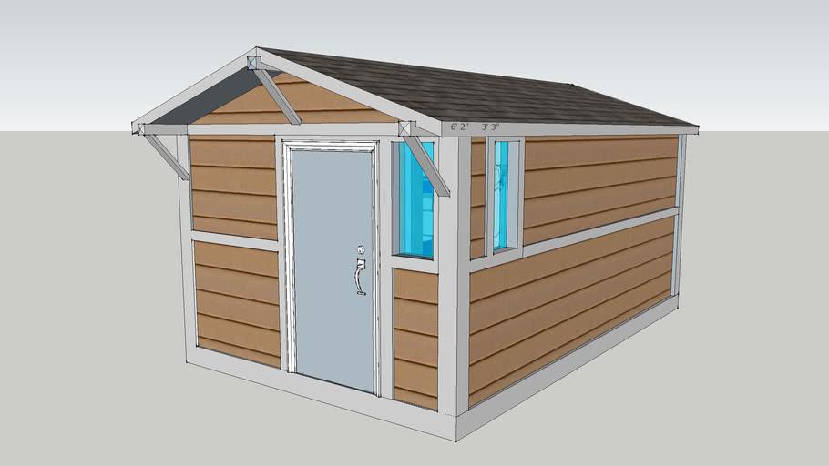 11x18 cabin