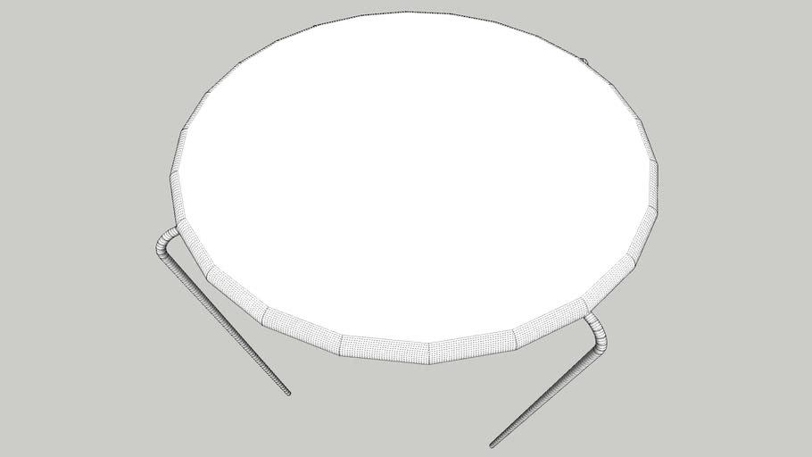 IKEA Roxo ROXÖ table