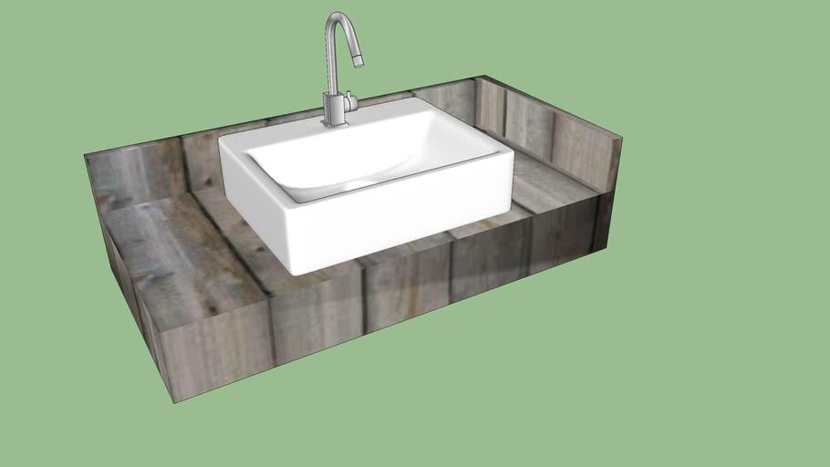 lavabo modern