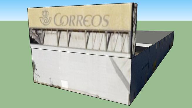 Correos CTA Vallecas (2), Madrid, España