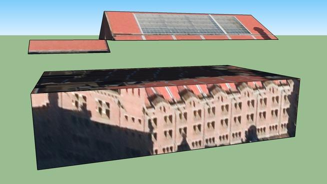 Edificio en 1012LM Ámsterdam, Holanda