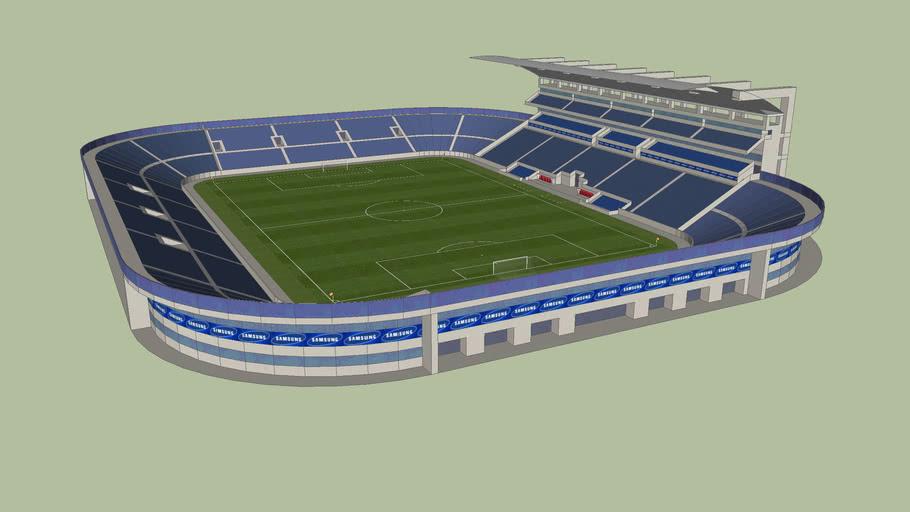 Estadio Gonzalo J. Andrade