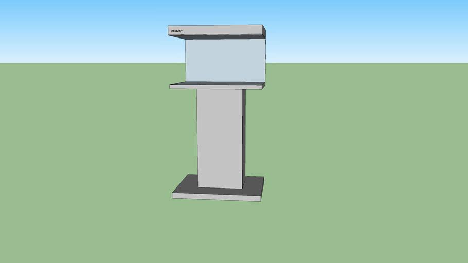 Sony stereo rack stand (SU-V2)