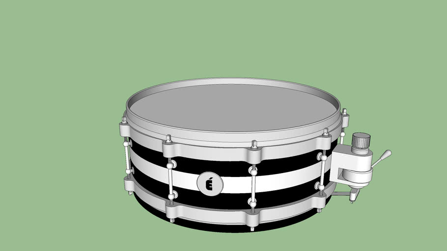Snare Drum (Detailed)