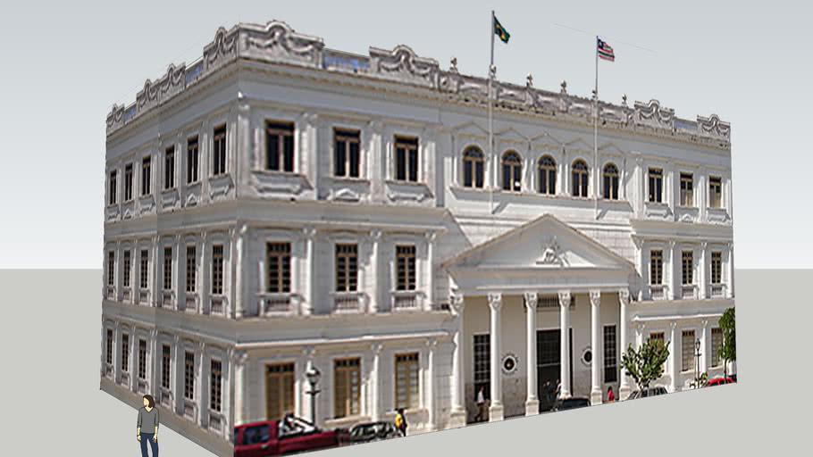 Palacio da Justiça São Luis Maranhão