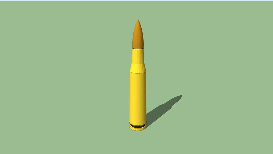 Bullet (7.62x51mm NATO round)