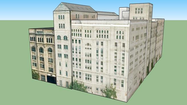 Blatz Condo Building