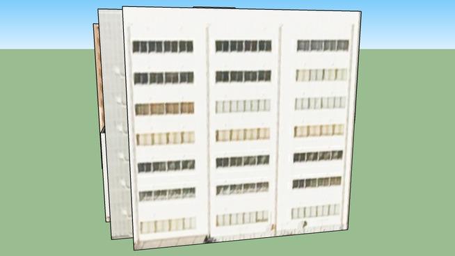 Construção em Fukuoka, Fukuoka Prefecture, Japan
