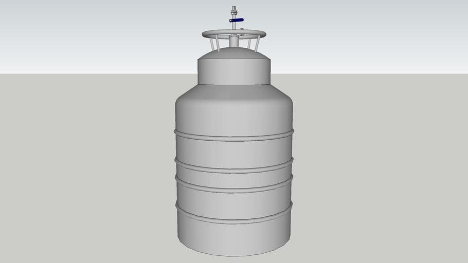 250L Helium Dewar