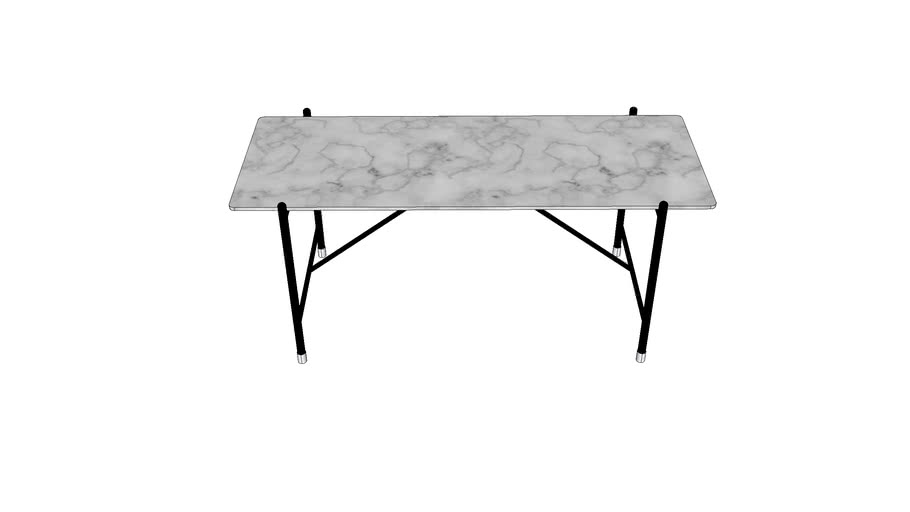 FH Daddy O Dining Table