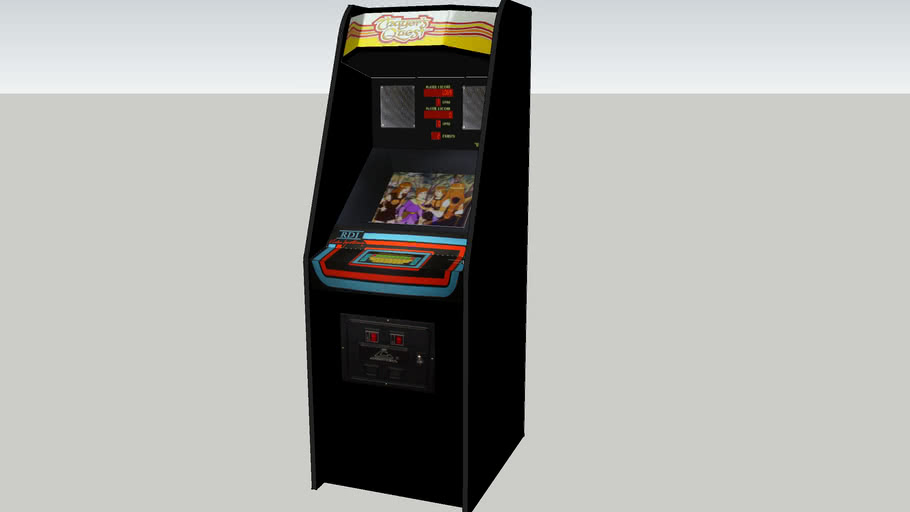 Thayer's Quest arcade game