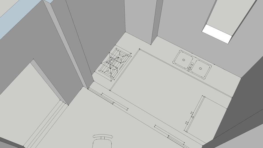 一楼墙体建模(正式)