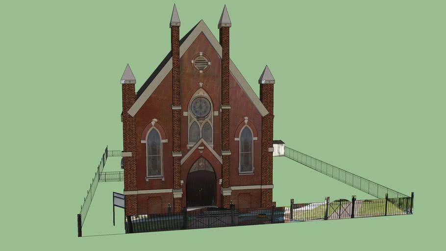 Revised Elton Avenue Methodist Church
