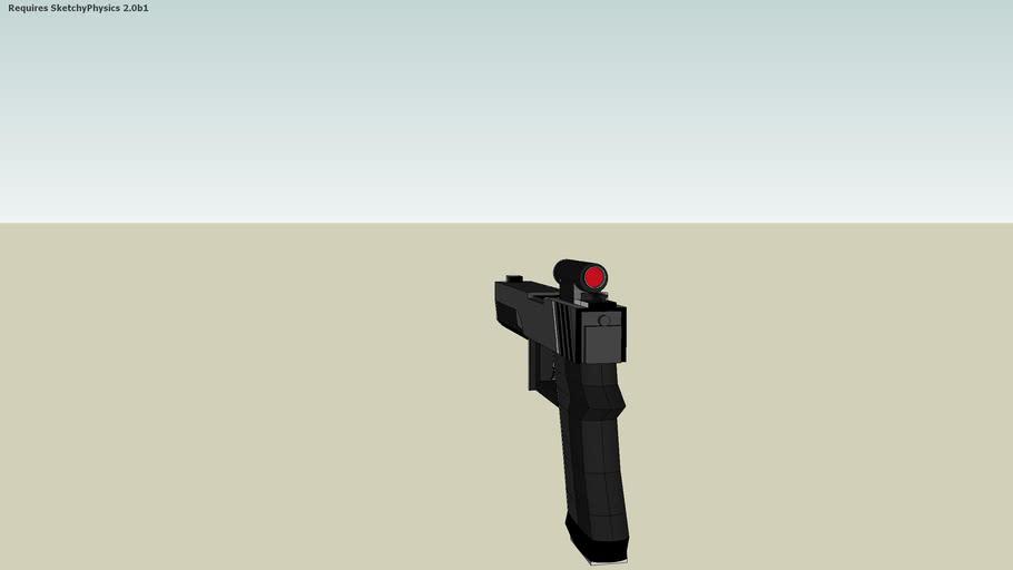 {AK}: My frist, Custum gun