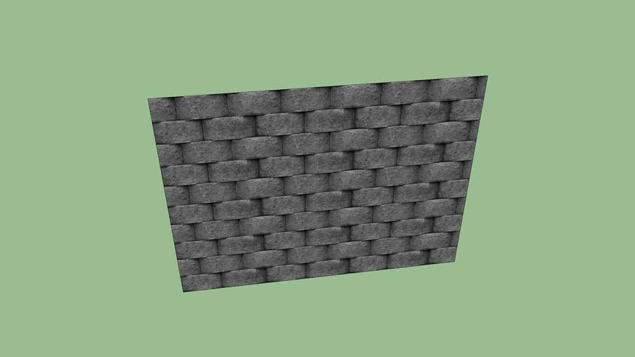 CMU Block Wall