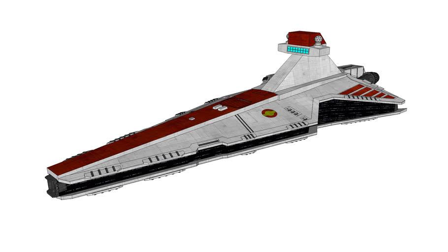 Galactic Republic Sabre-class Star Destroyer