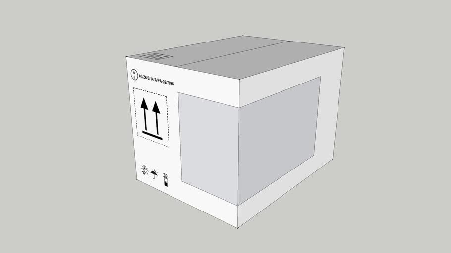 box for hazardous material (kutija za opasan materijal)