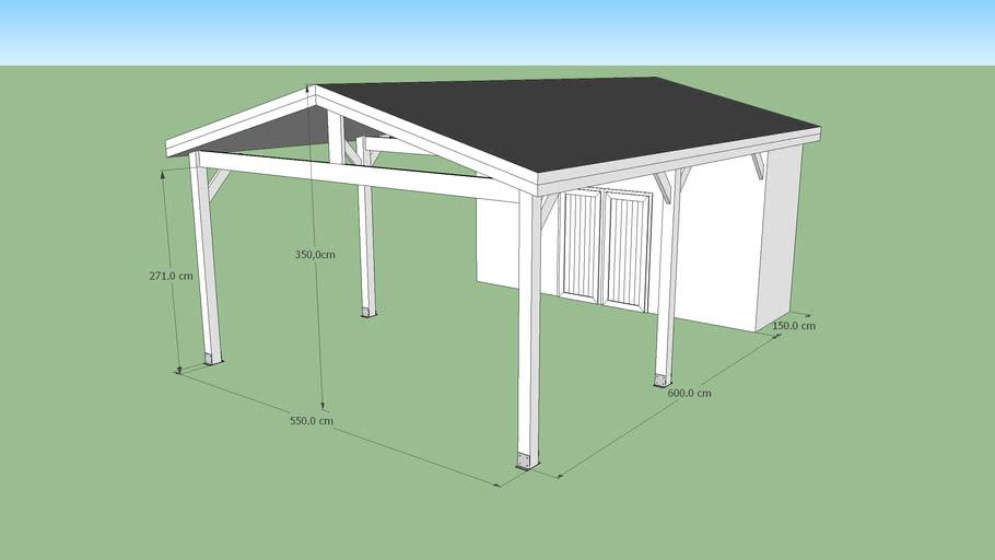 Decochalet-2016 - DUMONT-HALLEZ toit 2 versants