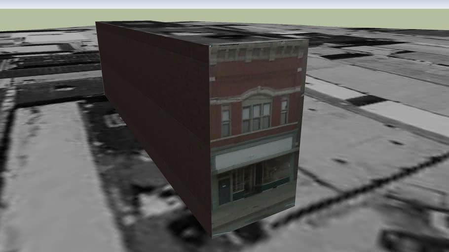 Building in Henderson Ky.