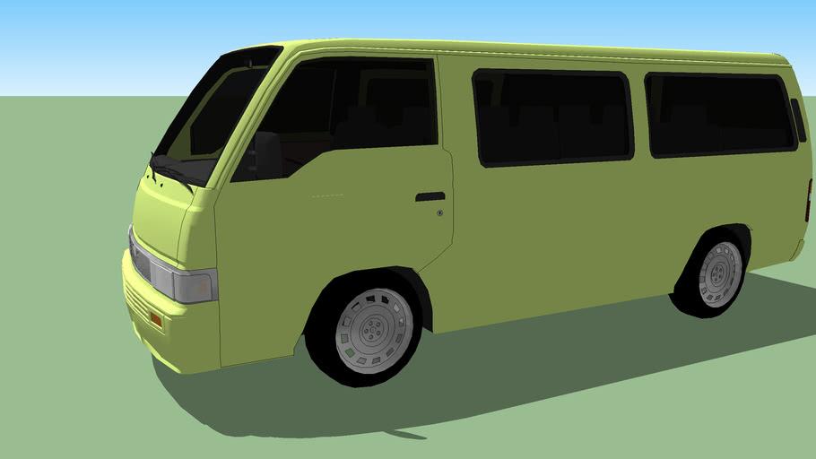 Nissan Urvan Tourist UPDATE