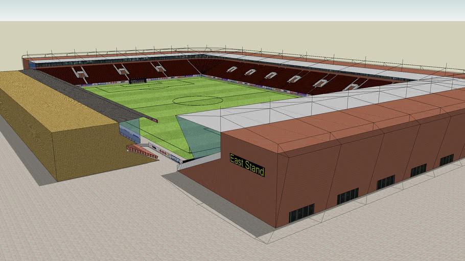 New Random Stadium