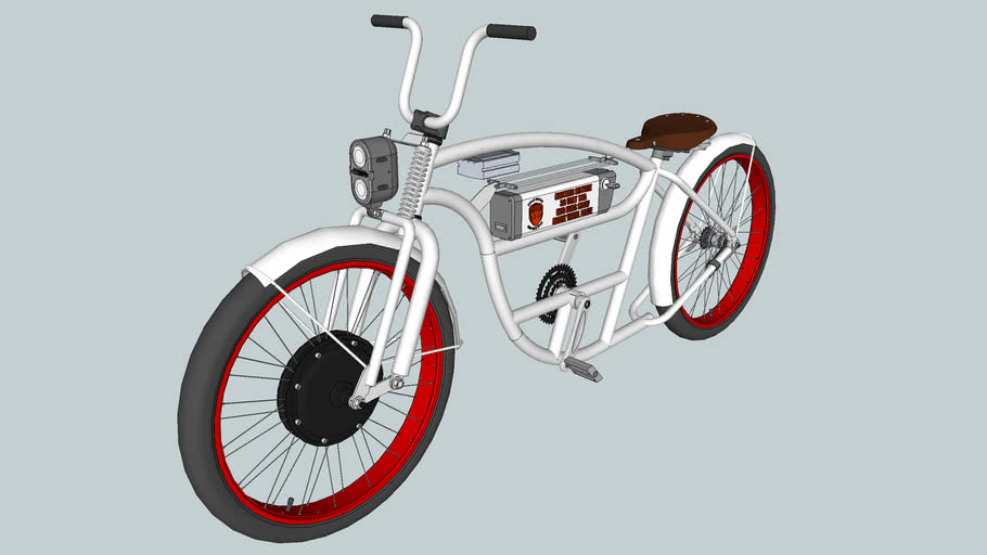 E-Bike Front Wheel Drive