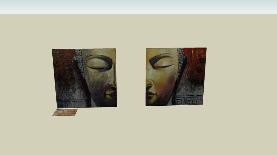 tableaux boudha