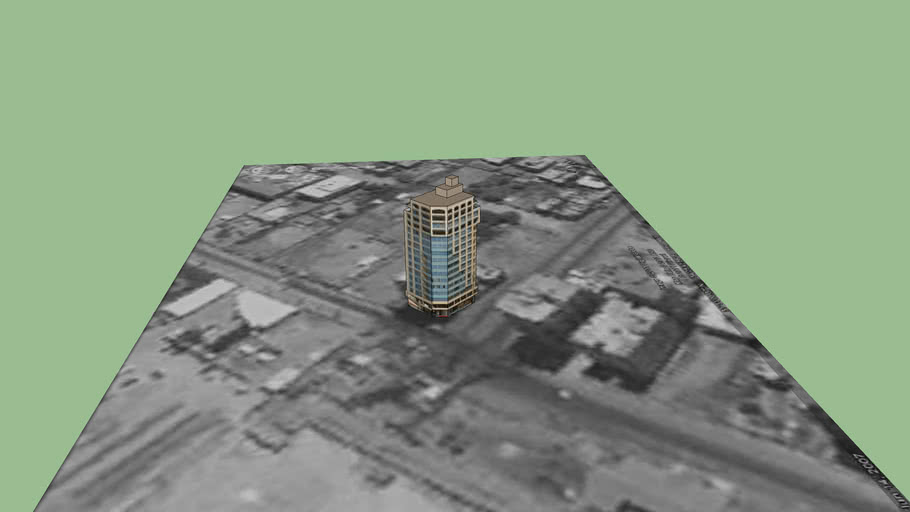 beirut tower gaza