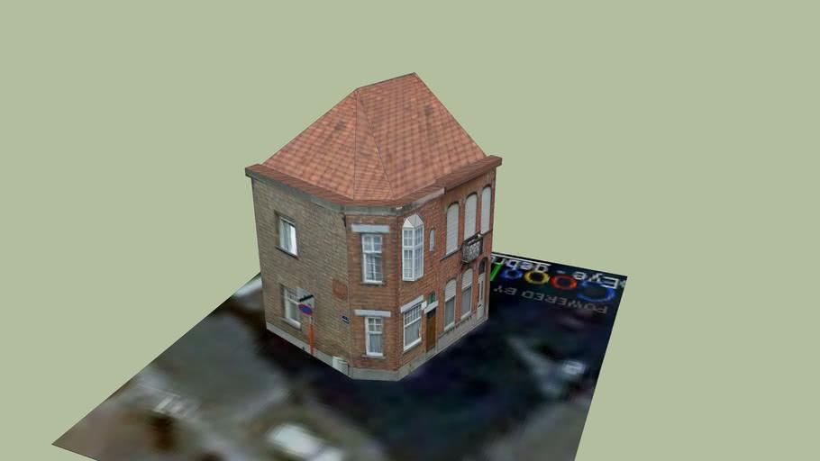 Huis aan de hoek