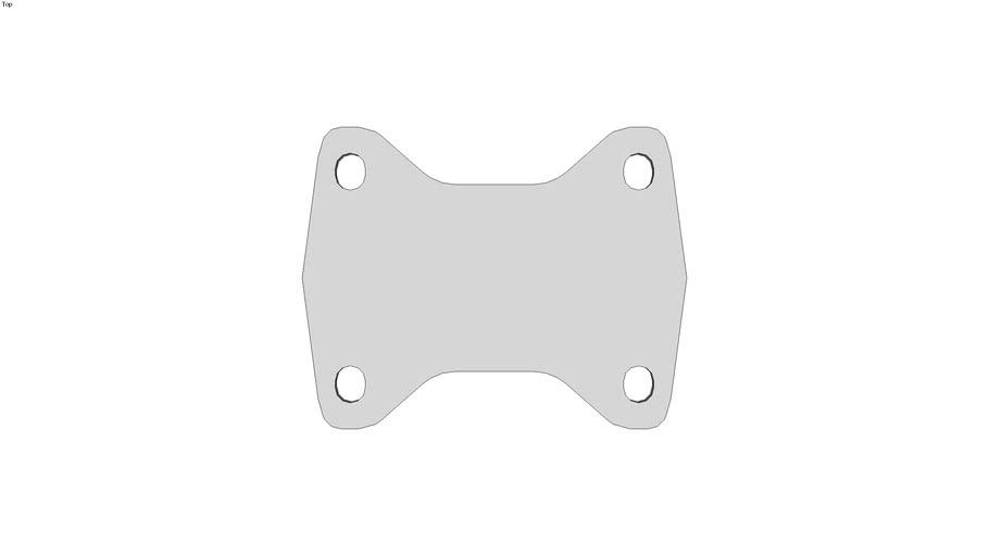 Sheet steel Swivel and Fixed Castors, heavy-duty model