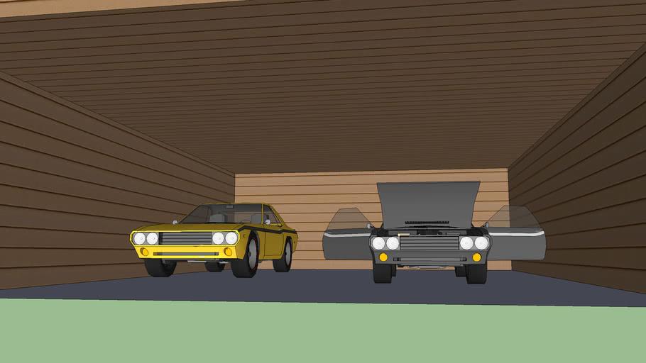 house/w2 cars