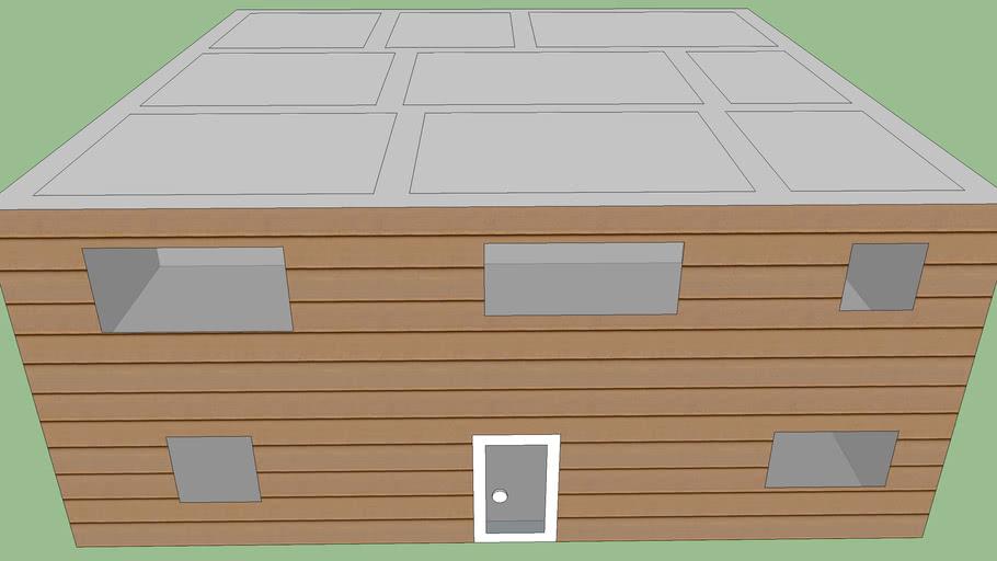 Simple Customizable House