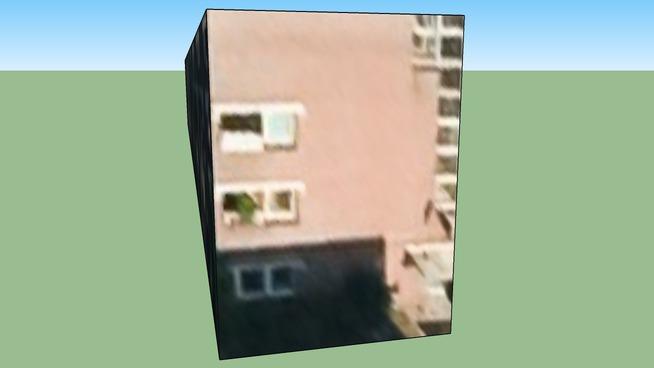 Gebouw in 1013 JR Amsterdam, Nederland