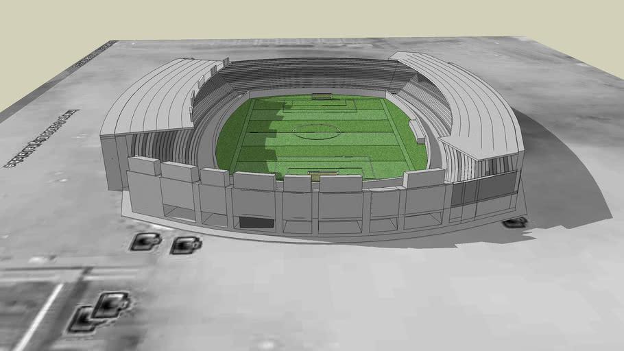 Estadio Nou Camp de León