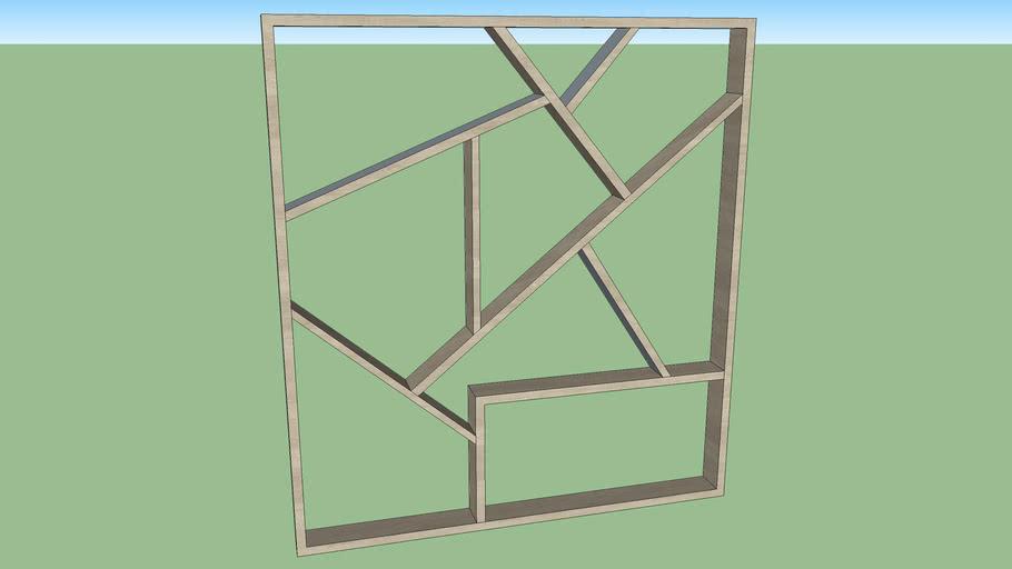 claustra bois