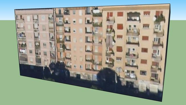 Зграда на адреси Рим, Италија