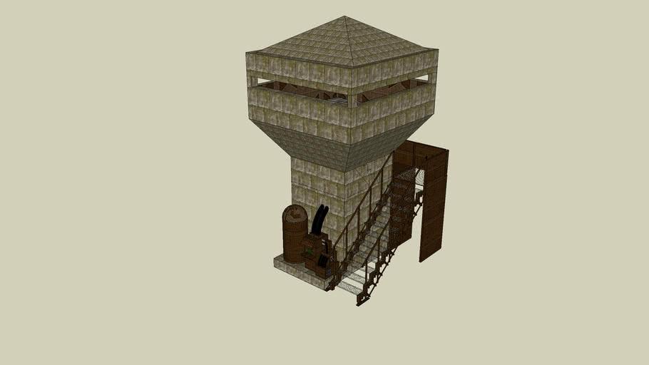 Steam Punk Tower
