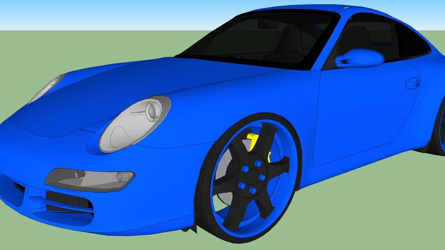 2008 Porsche 911 (997)