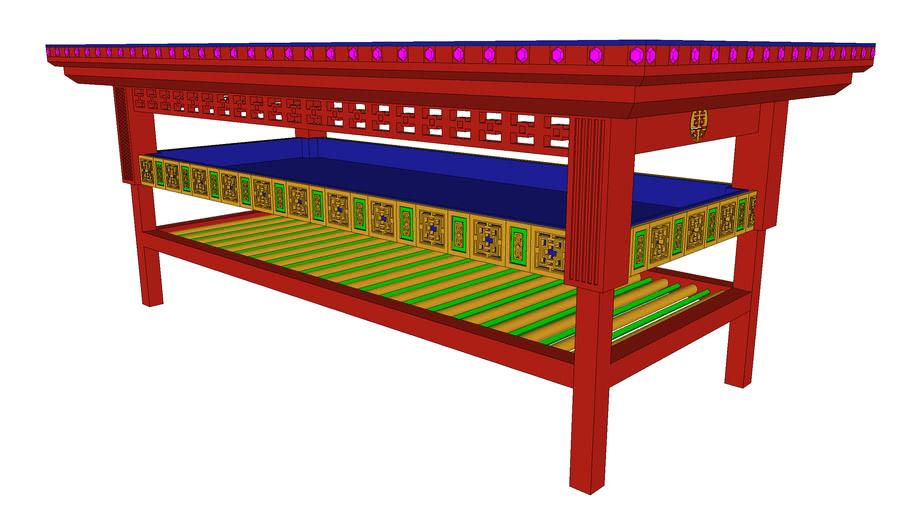 Pagoda table V.0.2
