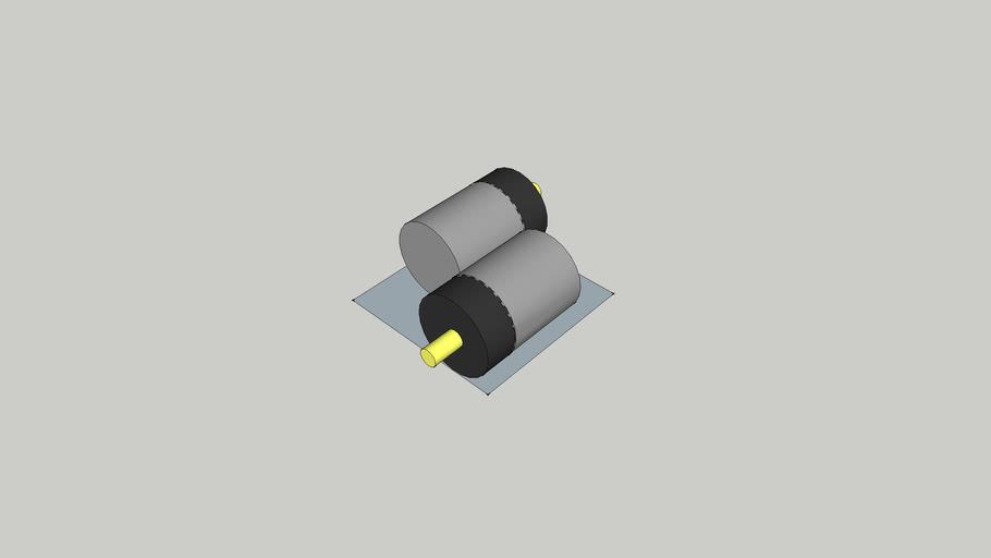 Gear motor 7mm