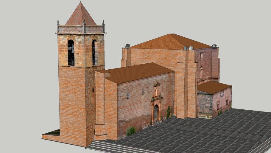 Parroquia Ntra Señora de los Olmos, Torre de Juan Abad