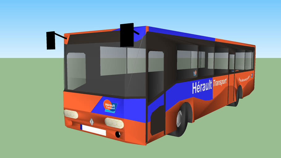 Bus Hérault transport