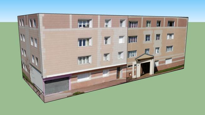 Immeuble - Le Vaudreuil