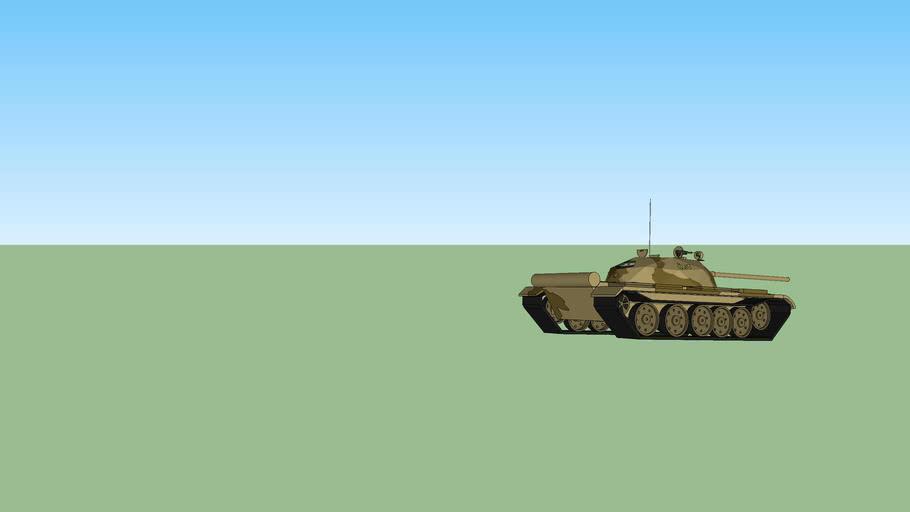 دبابة سورية للجبهة الإسلامية