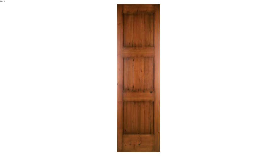Liberty Valley Door RW 3 28 x 96