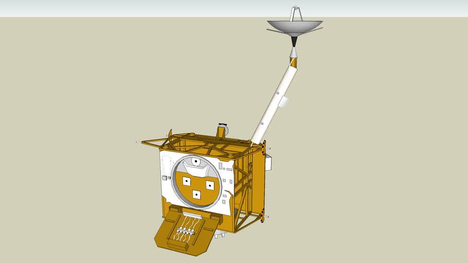 Z1 truss (ISS MODULES)